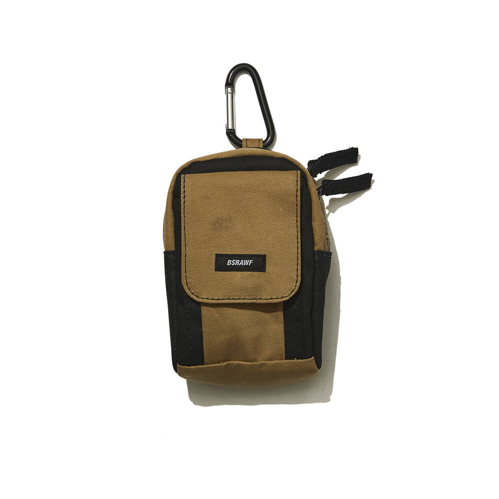 BSRABBIT UTILITY SMALL BAG BEIGE