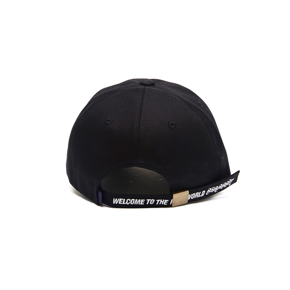 BSRABBIT TRIPPY RABIT CAP BLACK(anton)