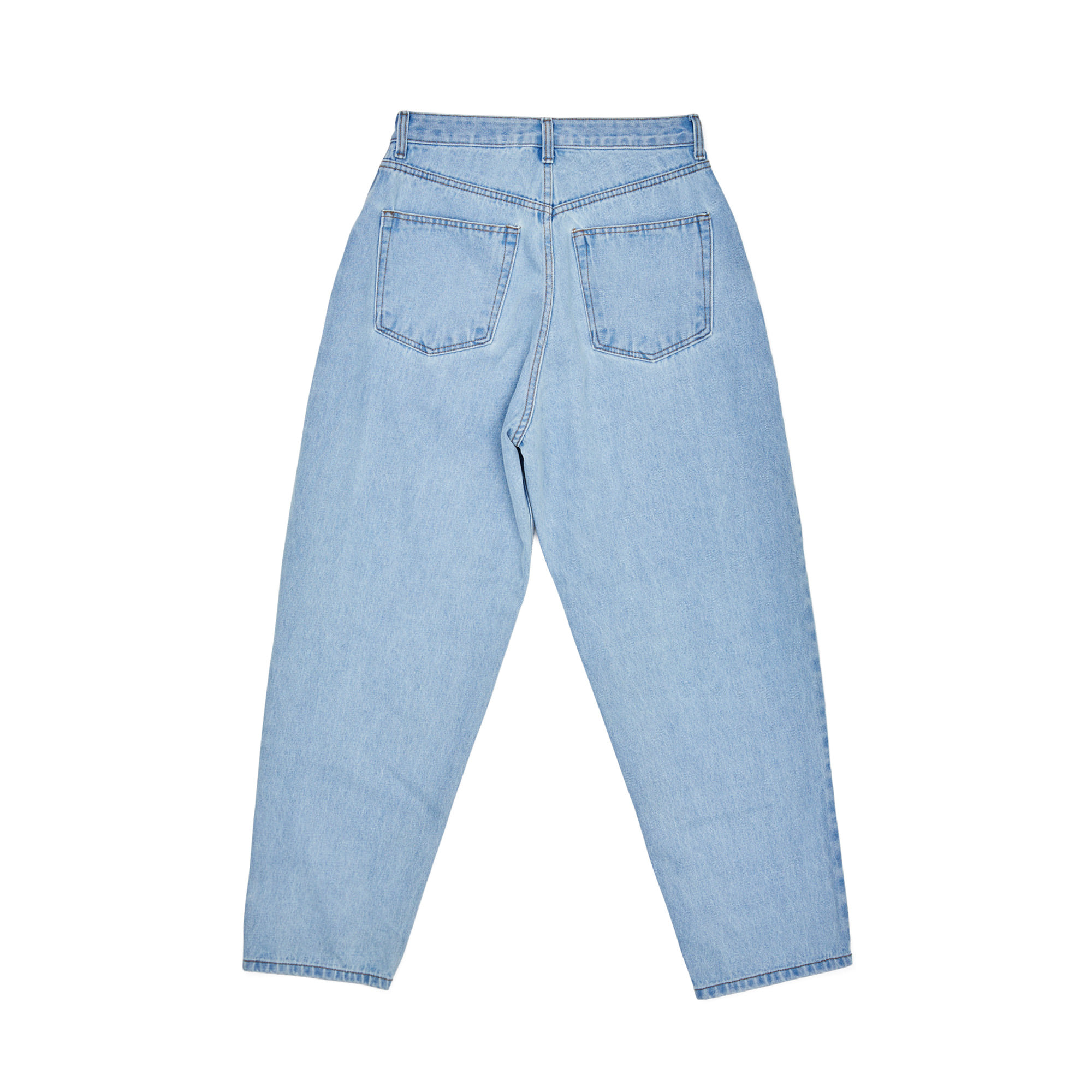 BSRABBIT BS MID90S LOOSE FIT BAGGY DENIM PANTS / LIGHTBLUE(anton)