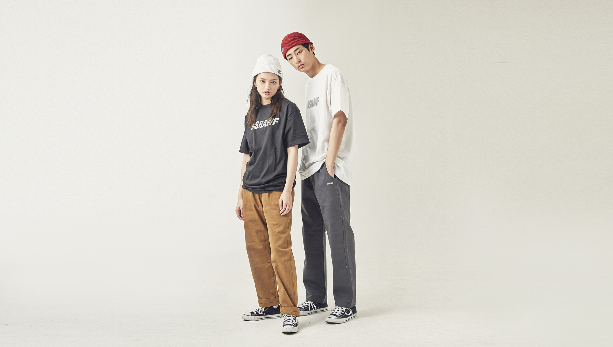 BSRABBIT BSRABBIT 18/19 SPRING LOOKBOOK | 進化
