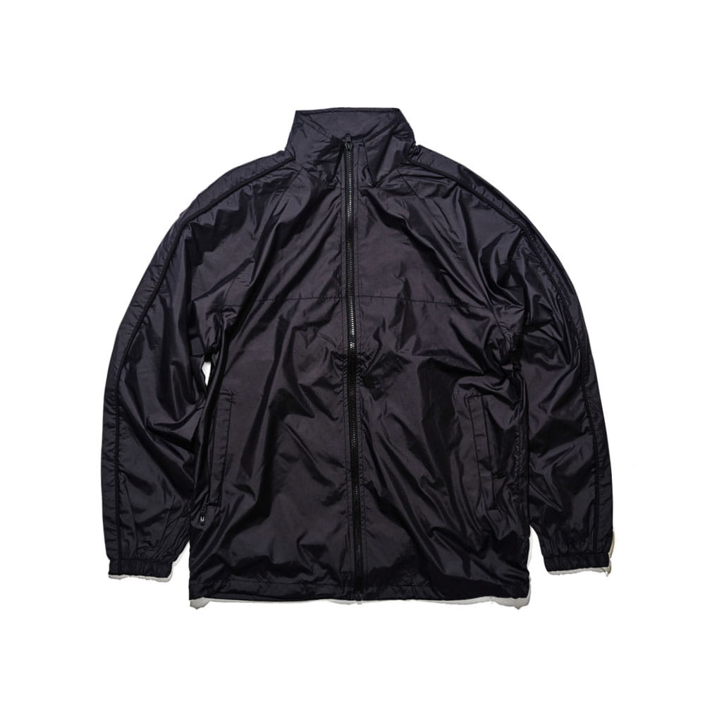 BSRABBIT BSR LIGHT TRACK JACKET BLACK