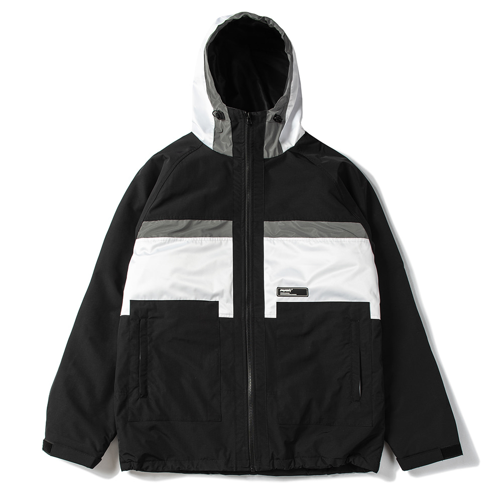 자체브랜드 B SHINE JACKET BLACK